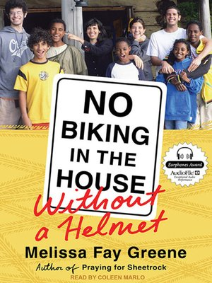 cover image of No Biking in the House Without a Helmet
